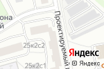 Схема проезда до компании Валигор в Москве