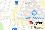 Схема проезда до компании Купи на Раз, два в Москве
