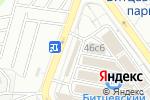 Схема проезда до компании Oboikupi.ru в Москве