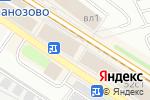 Схема проезда до компании Зутруд в Москве