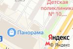 Схема проезда до компании Шарлотта в Москве