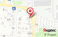 Схема проезда до компании Халяль в Подольске