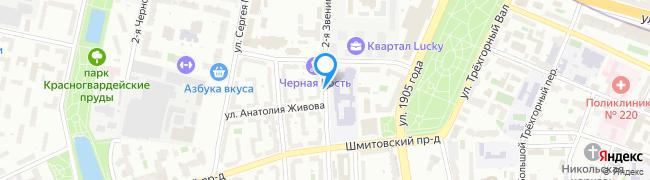 улица Звенигородская 2-я