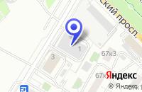 Схема проезда до компании COMPUTER MECHANICS в Москве