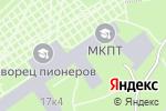Схема проезда до компании Атлантида в Москве