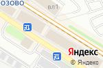 Схема проезда до компании АКБ Интеркоопбанк в Москве