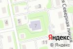 Схема проезда до компании Библиотека №207 им. М.М. Пришвина в Москве