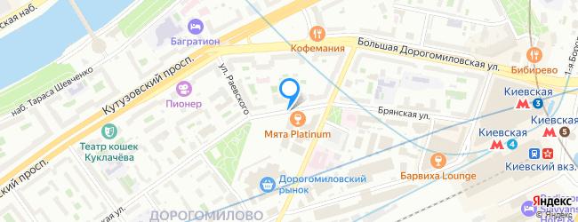 Платовская улица