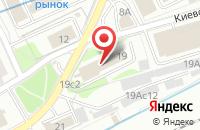 Схема проезда до компании Управляющая компания Эдванс в Москве