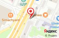 Схема проезда до компании Гримистрой в Москве