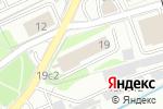 Схема проезда до компании Эдванс-М в Москве