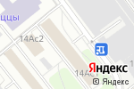 Схема проезда до компании Новые кварталы в Москве