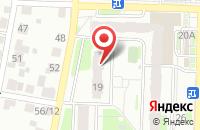 Схема проезда до компании От и До в Подольске