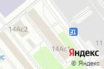 Схема проезда до компании Стройменеджмент Холдинг в Москве