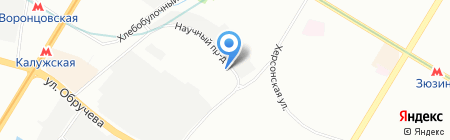 Dreamtag на карте Москвы