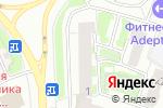 Схема проезда до компании Sector R в Москве