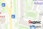 Схема проезда до компании VoMax-Auto в Москве