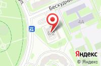 Схема проезда до компании Некоммерческая Организация Фонд Восстановления Православных Храмов в Москве