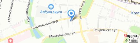 Резник Гагарин и Партнеры на карте Москвы