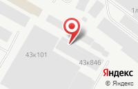 Схема проезда до компании Полный Комплект в Подольске