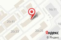 Схема проезда до компании Юк - Дело в Москве