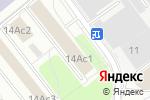Схема проезда до компании Best2Pay в Москве