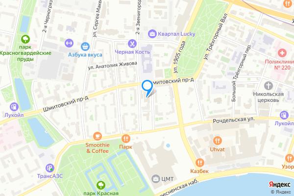 Головной офис банка Рамбанк-Москва