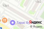 Схема проезда до компании Адвокат Гуторов М.С. в Москве