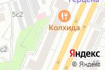 Схема проезда до компании Service-lenovo.ru в Москве
