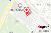 Схема проезда до компании Фостэрс в Москве