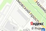 Схема проезда до компании FarCona в Москве
