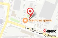Схема проезда до компании МСК в Подольске