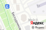 Схема проезда до компании Мариокс в Москве