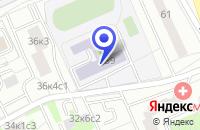 Схема проезда до компании ПТФ СТРОЙИНВЕСТ в Москве
