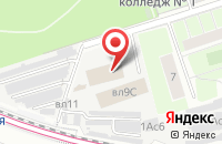 Схема проезда до компании Контент-Пресс в Москве