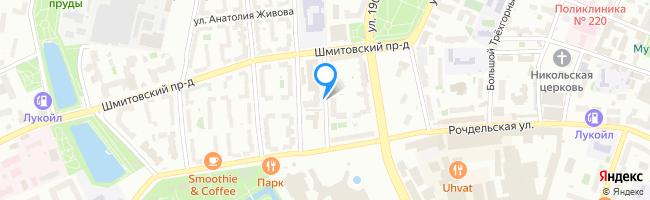 Студенецкий переулок