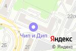 Схема проезда до компании Михайлов и Партнеры в Москве
