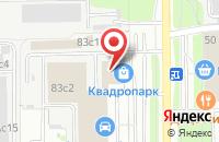 Схема проезда до компании Консалтинг - Ати в Москве