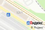 Схема проезда до компании Machine в Москве