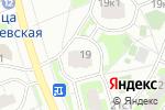 Схема проезда до компании Билет в Москве