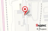 Схема проезда до компании Мебельная Фантазия в Подольске