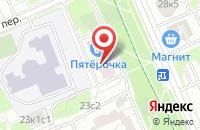Схема проезда до компании Механизация и электрификация сельского хозяйства в Москве
