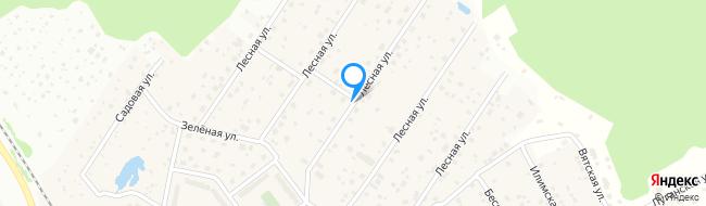 Лесная улица (Крюково)