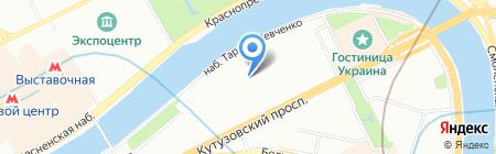 Бадаевский на карте Москвы