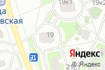 Схема проезда до компании Магазин одежды больших размеров в Москве