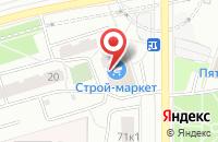 Схема проезда до компании Строй Контакт-М в Москве