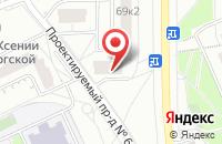 Схема проезда до компании Пресса.Ру в Москве