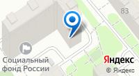Компания Главное Управление Пенсионного фонда РФ №5 г. Москвы и Московской области на карте
