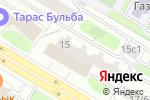 Схема проезда до компании Центр Долгового Управления в Москве