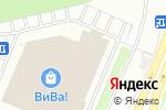 Схема проезда до компании Glass в Москве